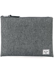 Herschel Supply Co. 'Cordura' Clutch Grey