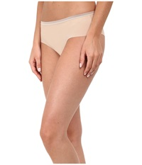 Ongossamer Beautifully Basic Clean Cut Hipster Champagne Women's Underwear Gold