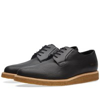 Common Projects Derby Shine Perforated Black