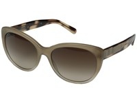 Burberry 0Be4224 Gradient Beige Gradient Brown Fashion Sunglasses