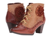 Spring Step Sufi Brown Women's Shoes
