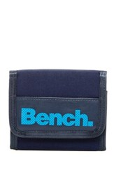 Bench Total Eclipse Wallet Blue