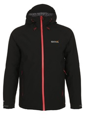Regatta Grisedale Outdoor Jacket Black