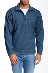 Obermeyer Revert Fleece Sweater Blue