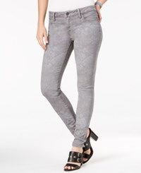 Tommy Hilfiger Quiet Shade Stonewashed Jeggings Quiet Shade Print