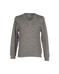 U Ni Ty Knitwear Jumpers Men Grey