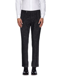 Mauro Grifoni Trousers Casual Trousers Men Black
