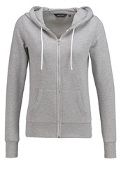 New Look Tracksuit Top Grey Marl