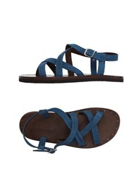 Dsquared2 Footwear Sandals Men Pastel Blue
