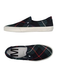 Mauro Grifoni Footwear Low Tops And Trainers Men Dark Blue