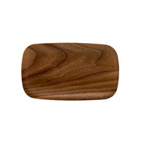 Magpie The Modern Home Wood Tray Walnut Small