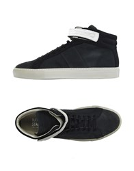 National Standard Footwear High Tops And Trainers Men Lead
