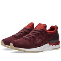 Asics Gel Lyte V Red