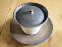 Hibi Kesho Tea Cup With Lid By Shinobu Hashimoto Oen Shop