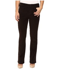 Nydj Petite Marilyn Straight Jeans In Corduroy In Molasses Molasses Women's Jeans Tan