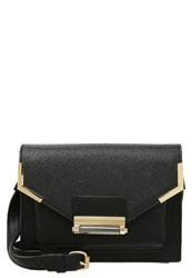 Miss Selfridge Across Body Bag Black
