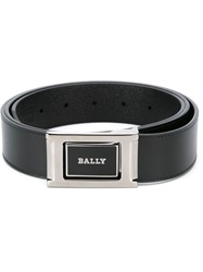 Bally 'Deriu' Belt Black