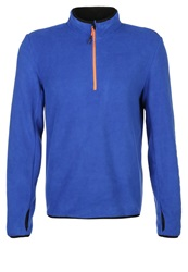 Your Turn Active Fleece Jumper Royal Blue