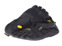 Vibram Fivefingers Signa Black Yellow Women's Shoes Gray