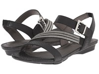 Lifestride Enchant Black Cano Women's Sandals