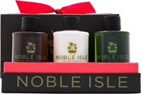 Noble Isle Warm Woody Trio Gift Set Colorless