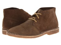 Seavees 12 67 3 Eye Chukka Sage Tumbled Leather Suede Men's Lace Up Boots Brown
