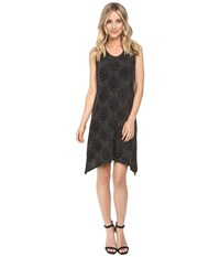 Rsvp Megane Glitter Dress Black Rose Women's Dress