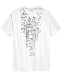 Sean John Linear Reduction T Shirt