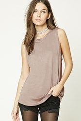 Forever 21 Longline Tank Top