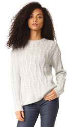 Rails Simone Sweater Heather Grey