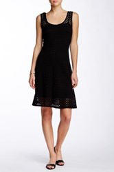 Weston Wear Betty Net Dress Black