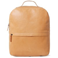 Ally Capellino Tapies Leather Backpack Brown