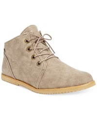 Bearpaw Claire Ankle Booties Women's Shoes Coffee Tree