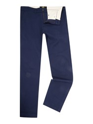 Lyle And Scott Chino Trousers Navy