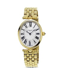Frederique Constant Classics Art Deco Yellow Gold Watch 30Mm