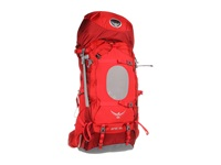 Osprey Ariel 65 Vermillion Red Backpack Bags