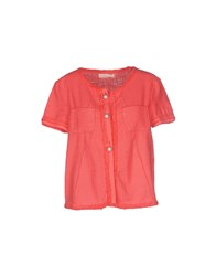 Vicolo Suits And Jackets Blazers Women Coral