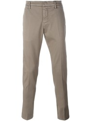 Dondup 'Gaubert' Trousers Nude And Neutrals
