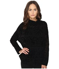 Vivienne Westwood Long Sleeve Fold Blouse Black