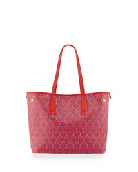 Marlborough Little Tote Bag Red Liberty London