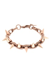 Joomi Lim Double Row Spike Bracelet