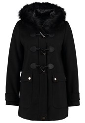 Wallis Luxe Short Coat Black