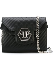 Philipp Plein 'Grill' Crossbody Bag Black