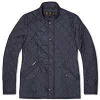 Barbour Flyweight Chelsea Quilt Jacket Blue