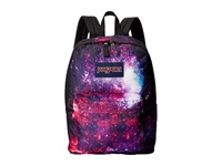 Jansport High Stakes Multi Intergalatic Backpack Bags Pink