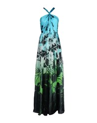 Matthew Williamson Dresses Long Dresses Women Turquoise