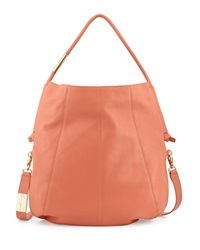 Foley Corinna Southside Convertible Hobo Bag Cantaloupe