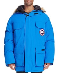 Canada Goose Expedition Down Parka Royal Pbi Blue