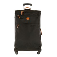 Bric's X Travel Carry On Trolley Suitcase Black