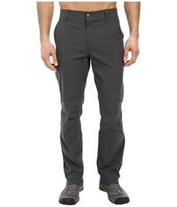 Columbia Royce Peak Pant Grill Men's Casual Pants Gray